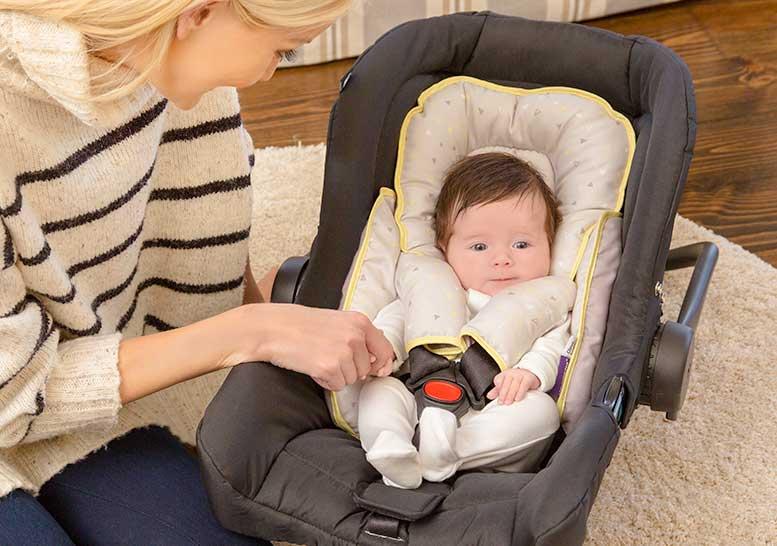 ClevaCushion car seat
